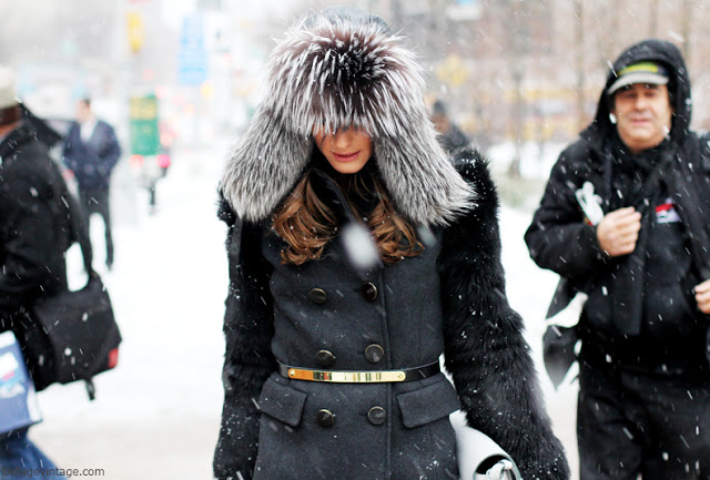 Olivia_Palermo-New_York_Fashion_Week_2013-Street_Style-Fur_Hat-